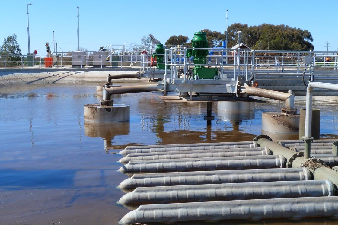 Hay STP (sewerage Treatment Plant) Story 1